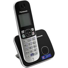 PANASONIC KX-TG6811RUB рез.пит радиотелефон